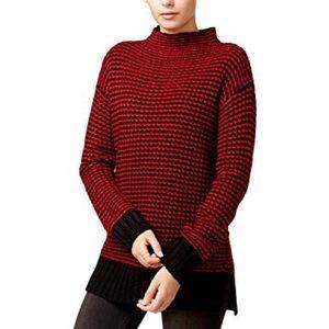 NWT Sanctuary Sweater Mason Pullover Striped Knit